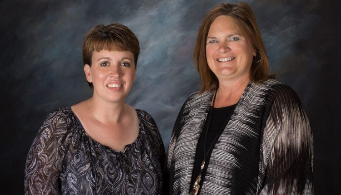 Lisa and Sara founders of Midwest Travel Network