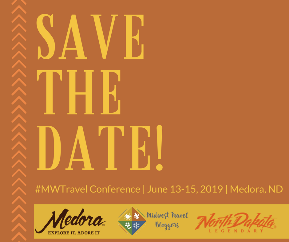 Building Community Conference Save The Date Medora, ND