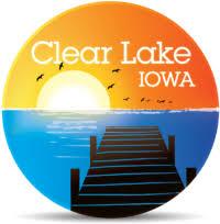 Clear Lake Iowa logo